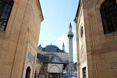 picture of rumi  - The convent of Mevlana in Konya  - JPG