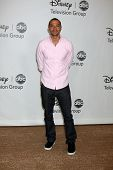 LOS ANGELES, CA - AUG 1:  Jesse WIlliams at the Disney / ABC Summer Press Tour  on August 1, 2010 in Beverly Hills, CA.....