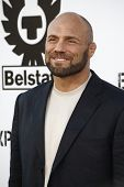 LOS ANGELES - AUGUST 3:  Randy Couture arrives at