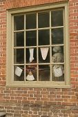 Colonial Kitchen Window
