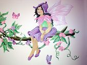 Kaylah'S Purple Fairy