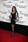 LOS ANGELES - 9 de outubro: Kate Linder chega em benefício para o Desi