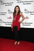 LOS ANGELES - 9 de outubro: Haley Pullos chega em benefício para o Desi