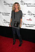 LOS ANGELES - 9 de outubro: Laura Wright chega em benefício para o Desi