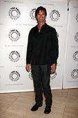 LOS ANGELES - OCT 12:  Lorenzo Lamas arrives  at the