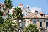 Koroni Town, Greece