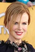 LOS ANGELES - JAN 30:  Nicole Kidman arrives at the 2011 Screen Actors Guild Awards  at Shrine Audit