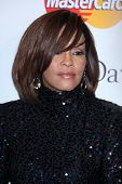 LOS ANGELES - FEB 12:  Whitney Houston arrives at the 2011 Pre-GRAMMY Gala And Salute To Industry Ic