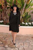 LOS ANGELES - 20 de FEB: Devin DeVasquez llega a los católicos de 2011 en los medios de comunicación asociados Premio Brunc