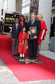 LOS ANGELES -  MARCH 1: Maestro Zubin Mehta & friends attend the Hollywood Walk of Fame Star Ceremony honoring him on March 1, 2011 in Los Angeles, CA. His star is on Vine Street, south of Hollywood Blvd.