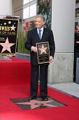 LOS ANGELES -  MARCH 1: Maestro Zubin Mehta attends the Hollywood Walk of Fame Star Ceremony honoring him on March 1, 2011 in Los Angeles, CA. His star is on Vine Street, south of Hollywood Blvd.