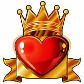 Royal heart