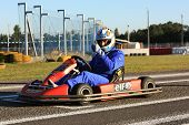 Go Karts Rennen