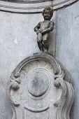Manneken Pis Statue, Brussels