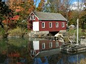grist mill building
