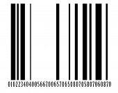 Постер, плакат: Штрих код