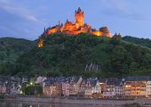 Cochem,Mosel River,Germany