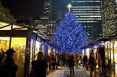 Christmas Shops Bryant Park