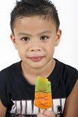 Boy & Popsicle