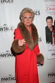 LOS ANGELES - DEC 4:  Mitzi Gaynor arrives to