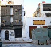 Old shops in old Jeddah