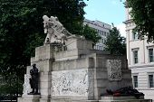 The Royal Artillery Memorial, London
