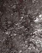 Black Bituminous Coal, Carbon Nugget Background