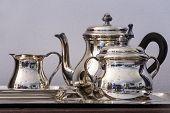 Tea Silver Set