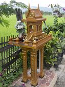 Spirit House, Thailand Culture