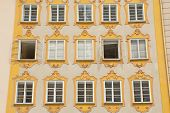 picture of mozart  - Birthplace of Wolfgang Amadeus Mozart  - JPG