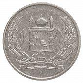 2 Afghan Afghani Coin