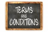 Blackboard Terms And Conditions