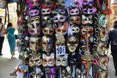 Carnival mask.