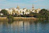 The Guadalquivir river