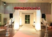 Wedding Canopy (chuppah Or Huppah) In Jewish Tradition