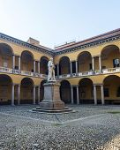 Pavia, Court Of The University