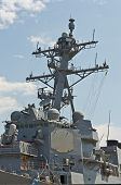 Military Ship Of The Usa