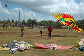 pangandaran international kite festival
