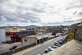 Lerwick City,shetland, Scotland
