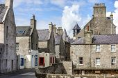Old Lerwick, Shetland,scotland