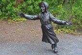Deportation Sculpture