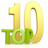 Top 10 Word