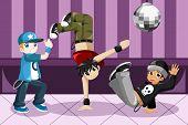 Kids Dancing Hip Hop