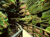 Witches Gulch In Wisconsin Dells