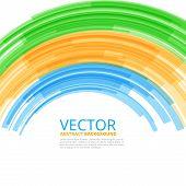 Colorful background mosaic design, vector illustration