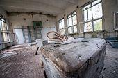 School In Chernobyl Zone