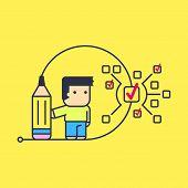 Small Tasks To Perform Large Tasks