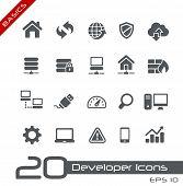 Developer Icons  // Basics