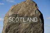 Scottish Border Marker