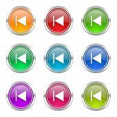 previous icons set